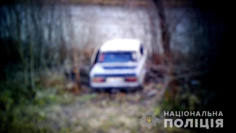 Двоє молодиків вкрали автомобіль