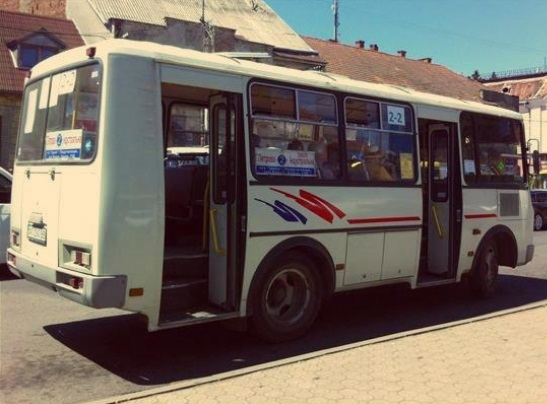 У Мукачеві хочуть підвищити вартість проїзду у міських маршрутках