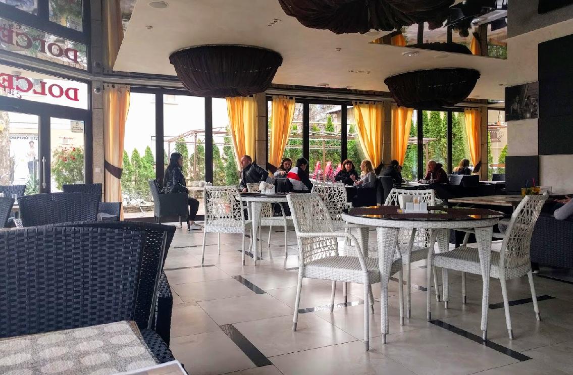 Дольче кафе (Dolce Cafe), Ужгород