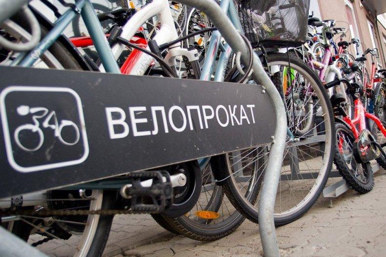 В Ужгороді шукають інвесторів для мережі міського велопрокату