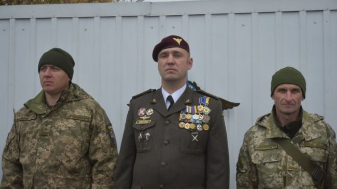 Зеленський посмертно нагородив командира 128-ї бригади