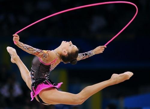 Завтра у Мукачеві пройдуть змагання з художньої гімнастики