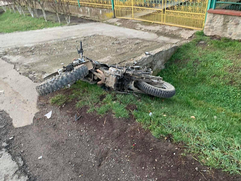 Аварія на Перечинщині: постраждали двоє неповнолітніх