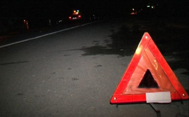 Ввечері біля Зняцева трапилась ДТП: одна з машин перекинулась