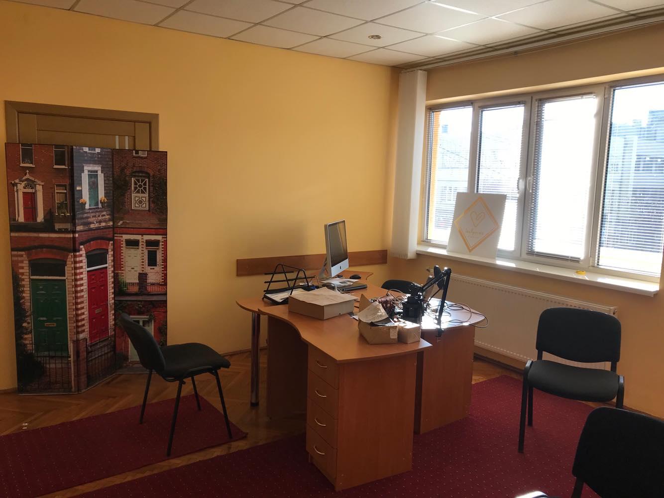 Здаються в оренду офіси в центрі Мукачева
