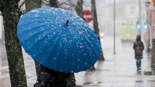 Похолодання і мокрий сніг: синоптики розповіли, якою буде погода в останній тиждень осені