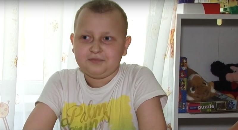 Сьогодні у Мукачеві відслужать панахиду за померлим 12-річним Васильком Легачем