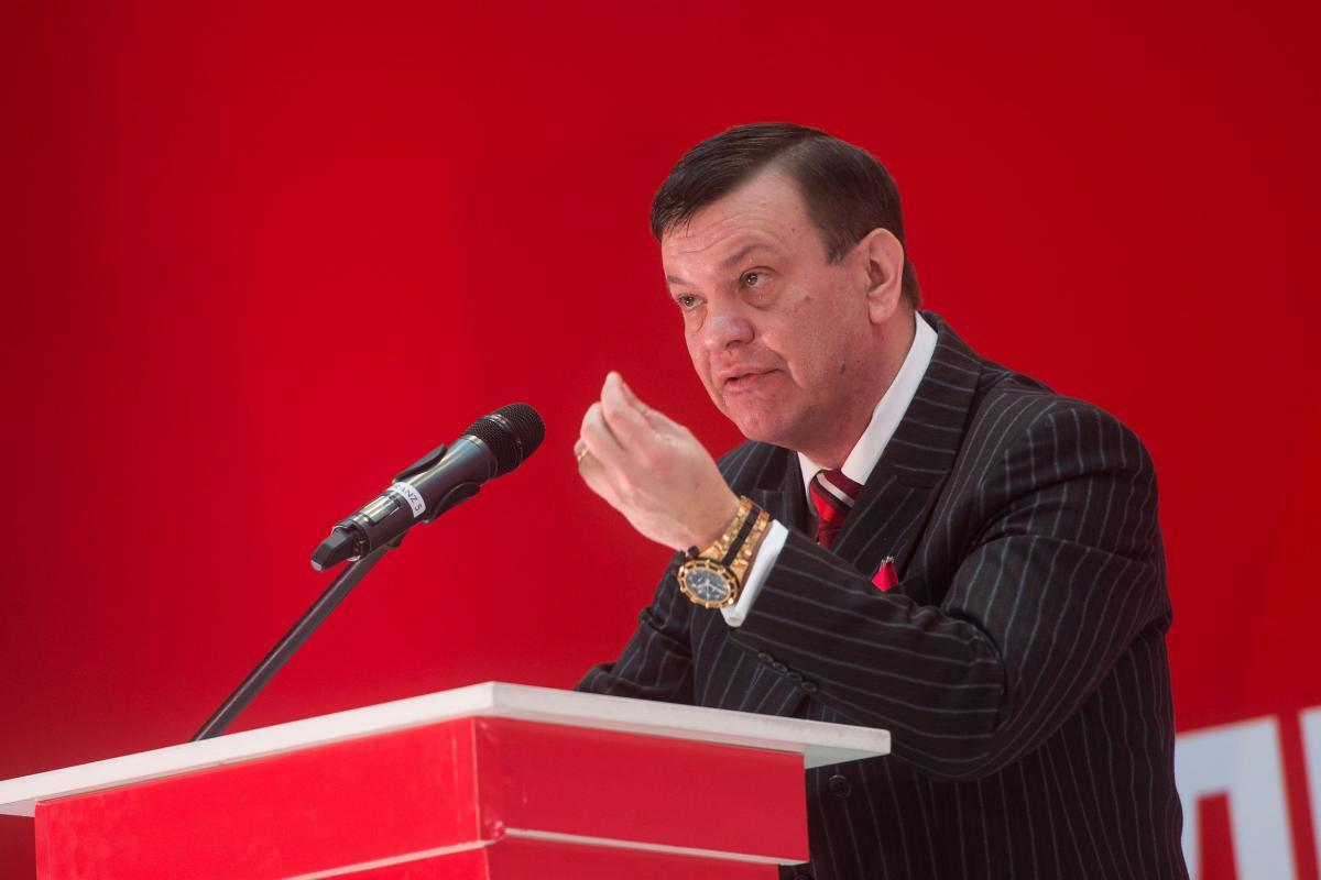 """Олексія Фазекоша обрано заступником голови партії """"Соціалісти"""""""