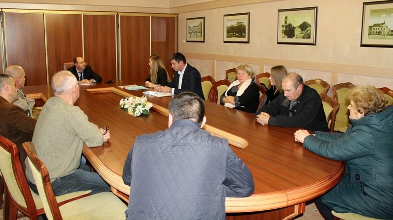Ігор Бондаренко зустрівся з колективом Ужанського національного природного парку