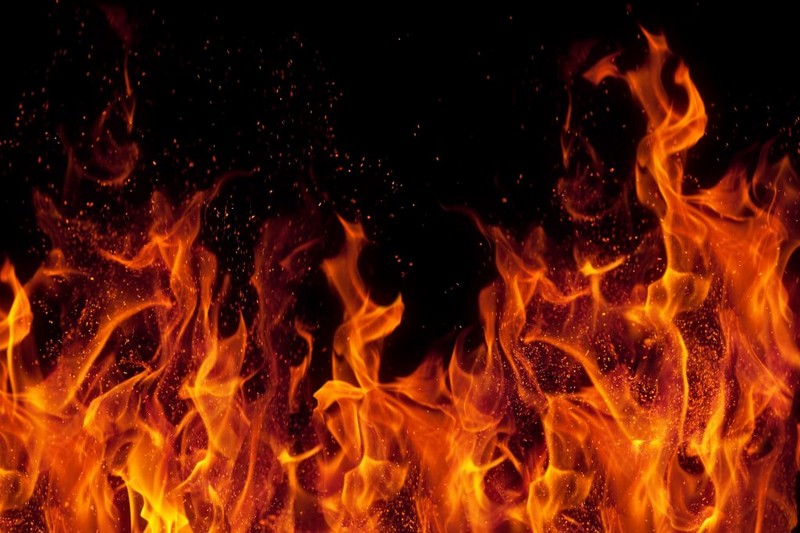 У Мукачеві згоріли квадроцикл та мопед