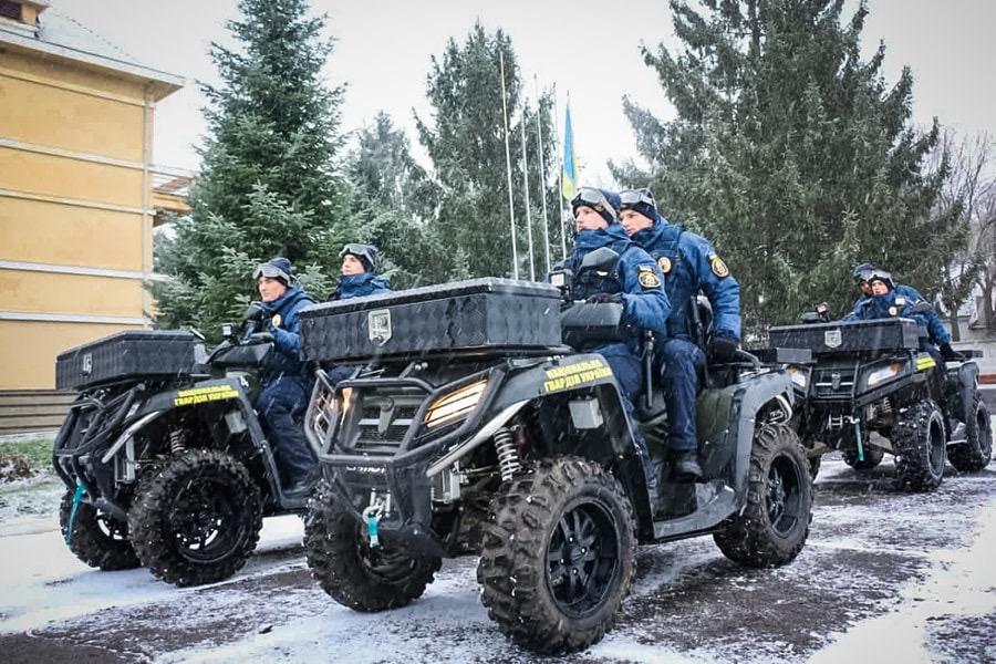 Мобільний резерв Нацгвардії патрулюватиме у двох містах Закарпаття