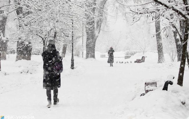 Синоптики розповіли, якою буде погода у перший тиждень грудня