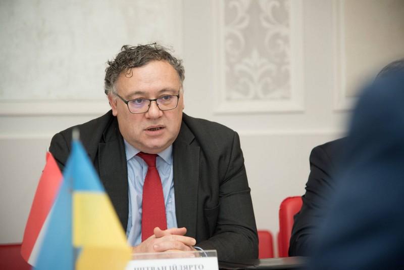 МЗС України викликало на розмову посла Угорщини через його слова про Закарпаття