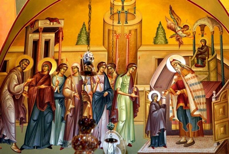 Введення в храм Пресвятої Богородиці: прикмети свята