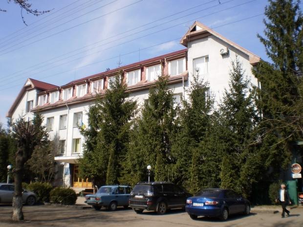 Голова Ужгородської райради незаконно агітує
