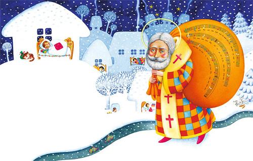 6 грудня католики відзначають День святого Миколая: історія і традиції свята