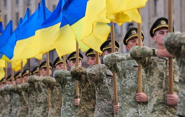 Василь Петьовка привітав українців із Днем Збройних сил України
