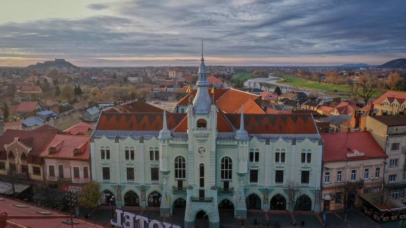 У 2020 в Мукачеві хочуть реалізувати 7 проектів бюджету громадських ініціатив