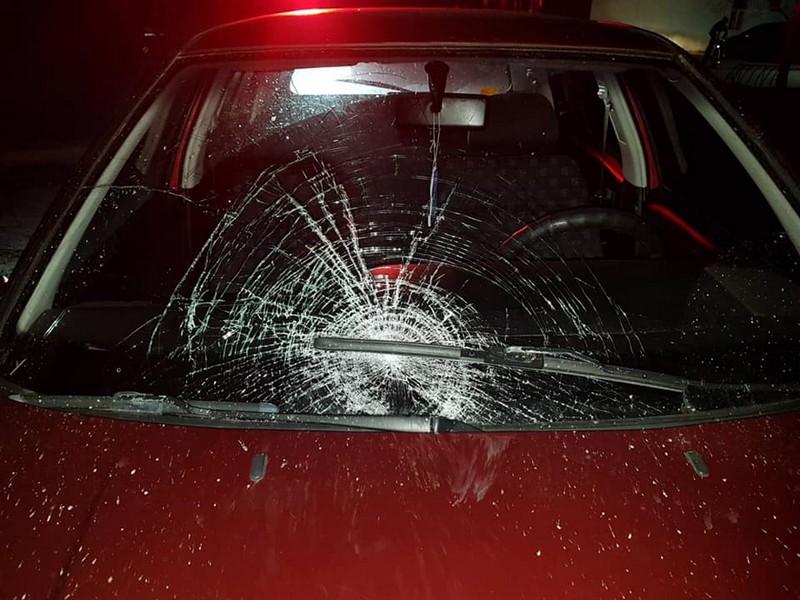 Ввечері стався жахливий інцидент. Молода жінка у важкому стані