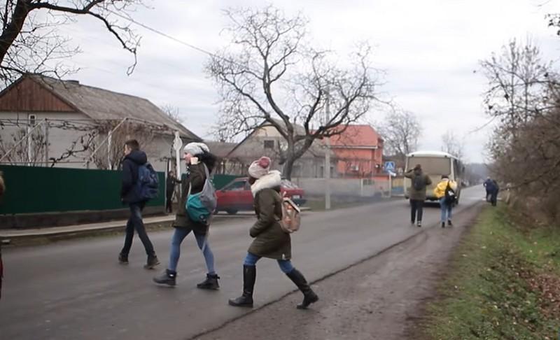 На Виноградівщині виникла проблема. Батьки школярів б'ють на сполох