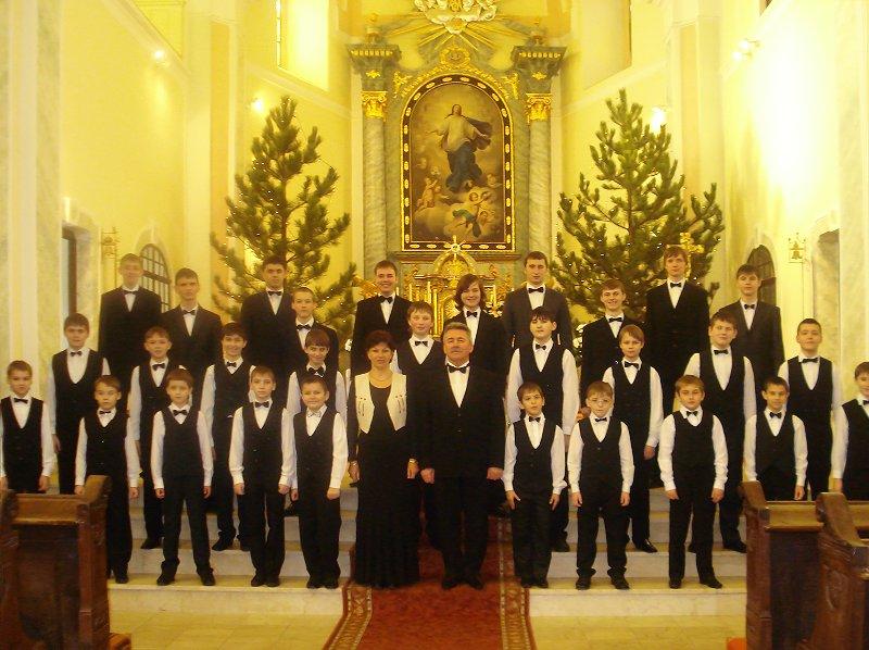 Мукачівців запрошують на новорічно-різдвяний концерт