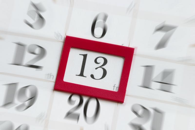 П'ятниця 13: прикмети та забобони