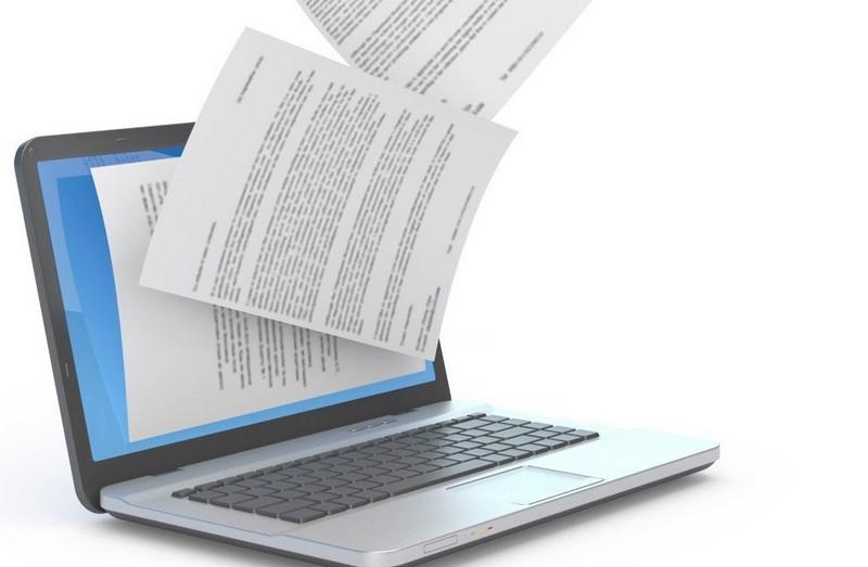 Перехід на електронний документообіг розпочнеться з Верховної Ради