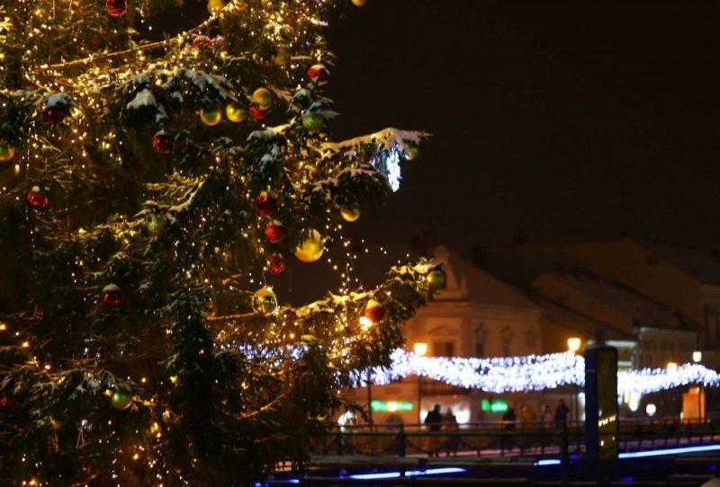 Оприлюднено програму новорічно-різдвяних заходів  у Мукачеві