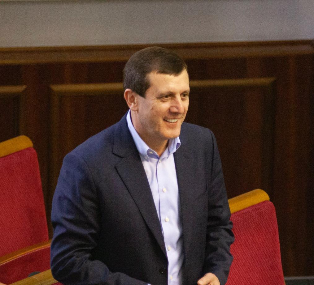 128 бригада висловила подяку народному депутату Василю Петьовці