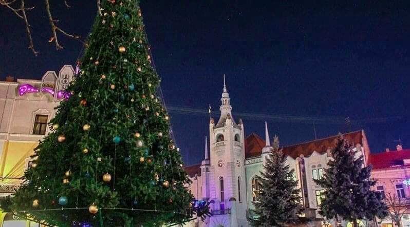 У середу в центрі Мукачеві відбудеться святкове дійство