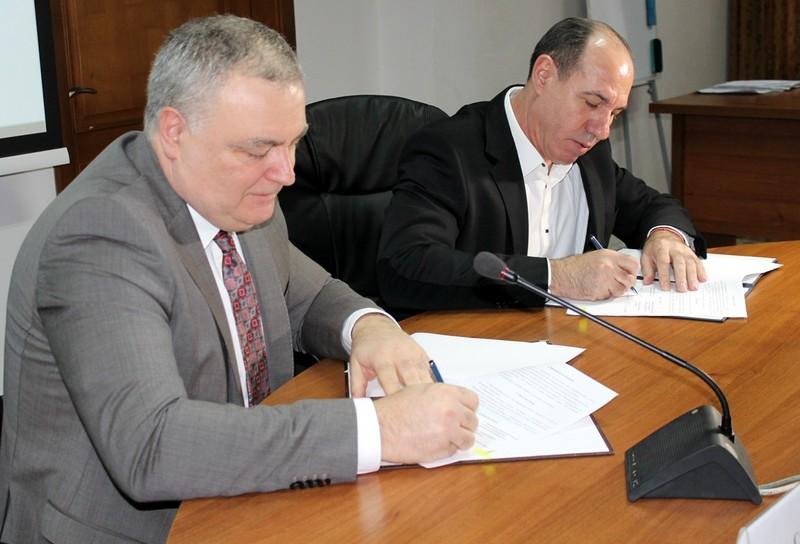 УжНУ та Закарпатська ОДА підписали меморандум про співпрацю
