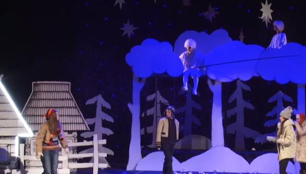 «Різдвяна казка» казка зібрала аншлаг в Ужгороді