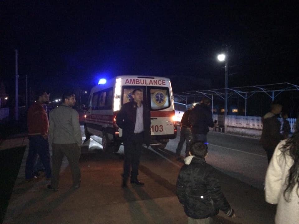 На Виноградівщині маленький хлопчик потрапив під колеса авто