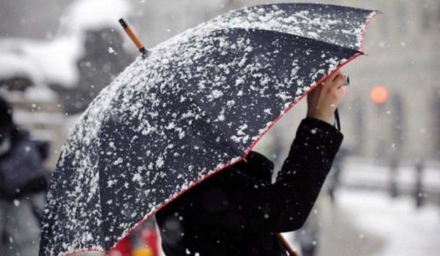 Дощ і мокрий сніг: синоптики розповіли, якою буде погода завтра