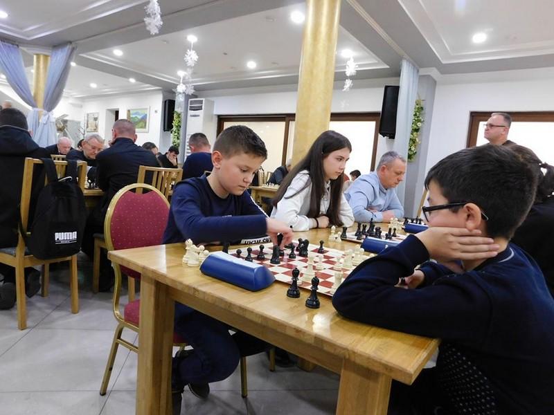 Мукачівські спортсмени здобули призові місця на шаховому турнірі