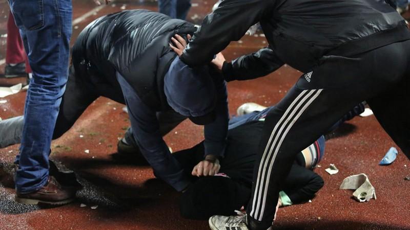 У кафе Веронія в Мукачеві сталась масова бійка