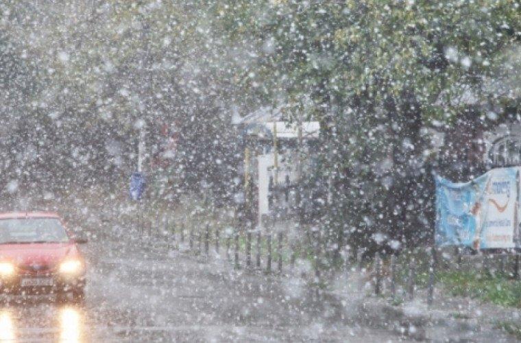 В гірських районах області оголошено штормове попередження