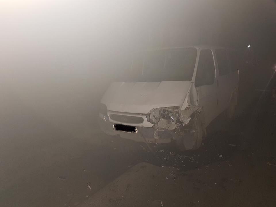 На Тячівщині п'яний водій скоїв ДТП