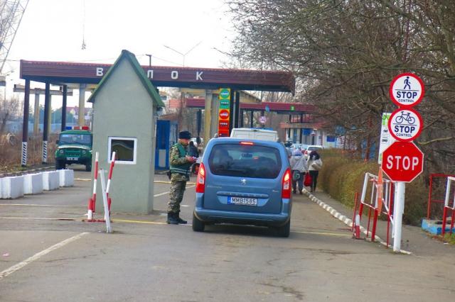 36-річний чех намагався підкупити закарпатського прикордонника