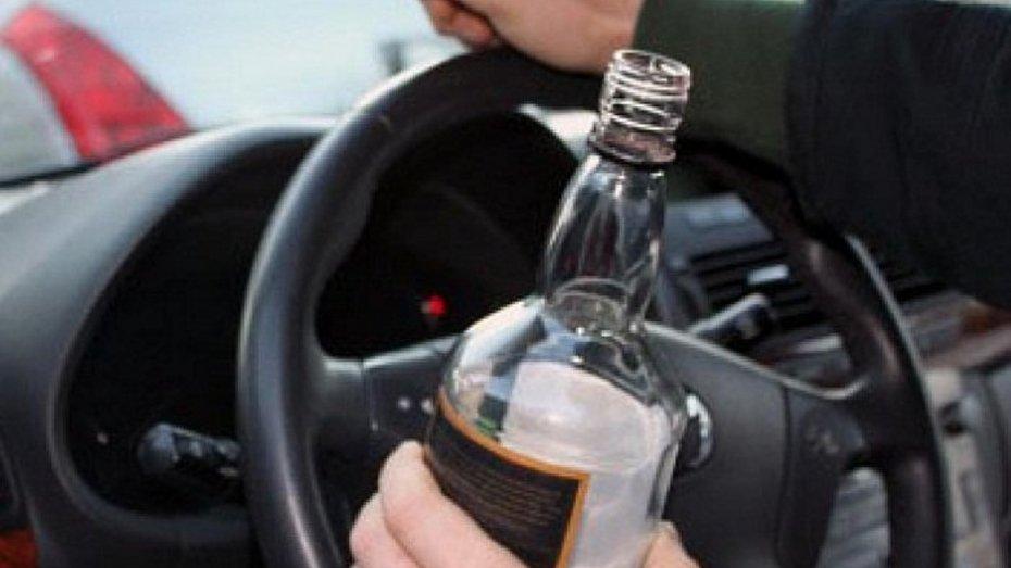 З 1 січня за п'яне водіння передбачена кримінальна відповідальність