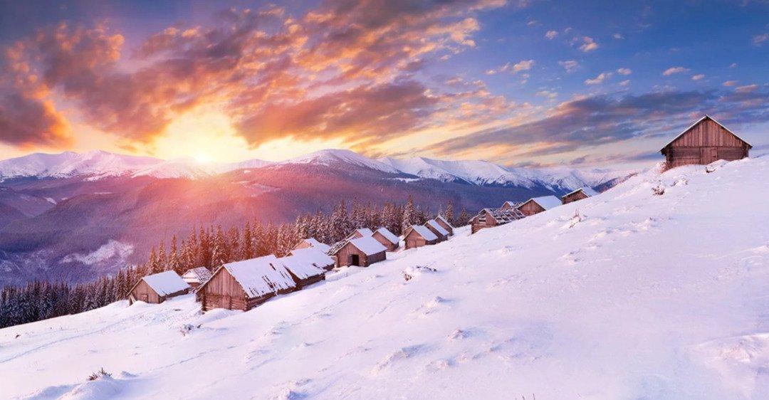 Якою буде погода у перший день січня