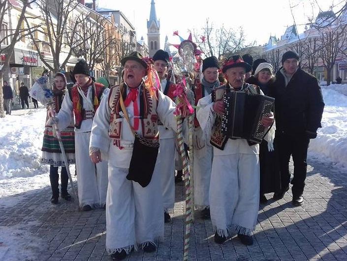 На Різдво у центрі Мукачева колядуватимуть бетлегеми
