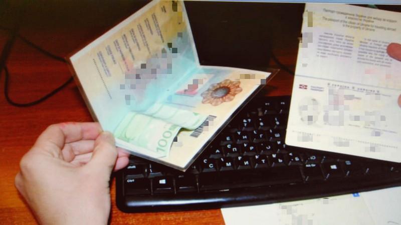 Прикордонник відмовився від хабара у розмірі 100 євро
