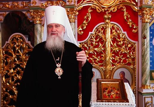 Митрополит Феодор привітав закарпатців із Різдвом