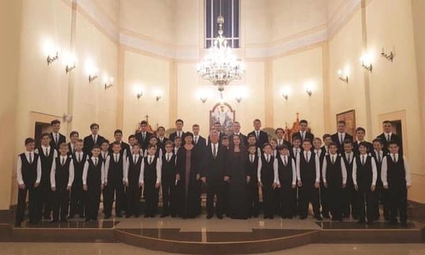 Мукачівський хор хлопчиків та юнаків виступить з різдвяним концертом у греко-католицькому Успенському соборі