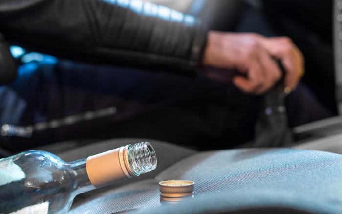 На другий день Різдва поліція виявила 9 п'яних водіїв