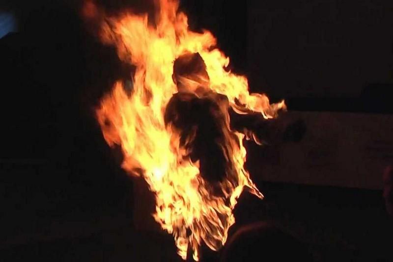 На дискотеці підпалили хлопця
