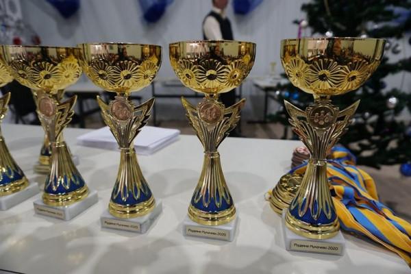 У Мукачеві нагородили переможців дитячого шахового фестивалю