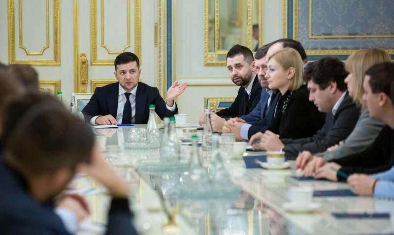 Володимир Зеленський відкликав законопроект про децентралізацію