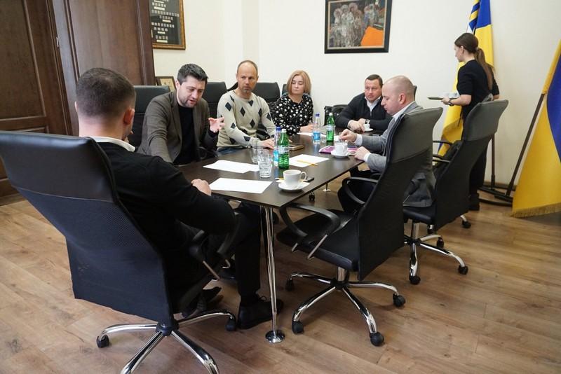 У Мукачеві побував заступник Міністра соцполітики з питань європейської інтеграції